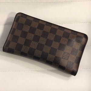 Louis Vuitton Damier Ebene Wallet